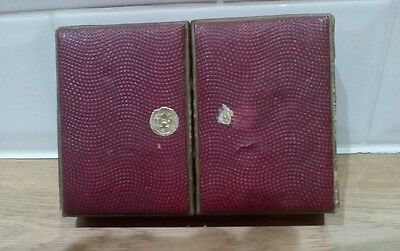 Vintage Twin Deck playing cards - The British Steam Specialties Ltd