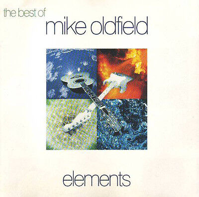 CD - Mike Oldfield - Elements - The Best of