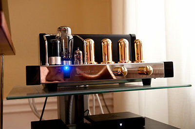 2017 new Dared MC-7P full tube Pre-Amp with phono stage and usb, remote etc