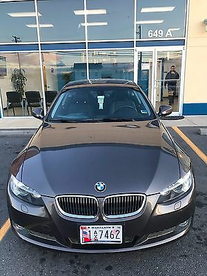 2010 BMW 3-Series 335i xDrive 2010 BMW 335i xDrive with 104k Miles Coupe Twin Turbo Engine AWD Private Seller