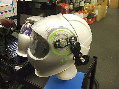 Optrel e684 High Definition Automatic Welding Helmet With Hard Safety Hat