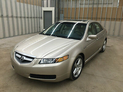 2005 Acura TL 4 Door Sedan 2005 Acura TL,Auto,Extra CleanLeather,Roof,Navigation,Loaded,Great Car,No Reserv
