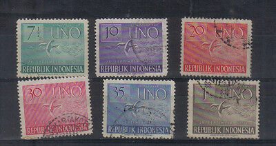 Indonesia 1951 UN Day set used