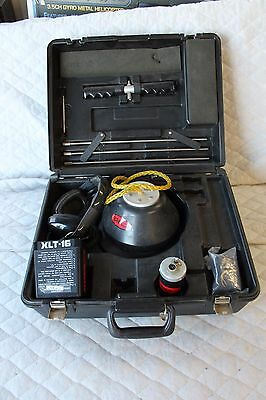 Fisher Research Lab M Scope Gas & Liquid Leak Detector Kit XLT-16
