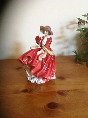 Doulton Figurine Top Of The Hill