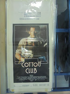 C 309 locandina: Cotton club
