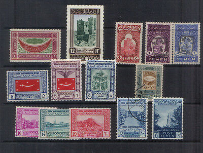 Yemen Small early collection
