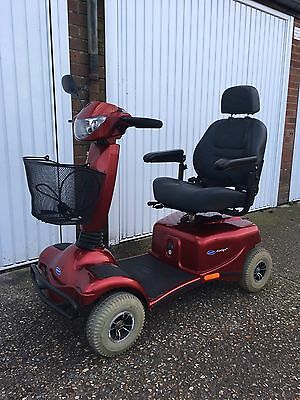 Invacare Auriga Mobility Scooter With 3 Months Warranty