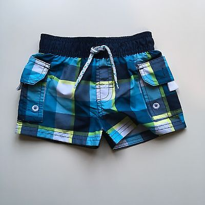 """�� Baby Boys """"george"""" Swimming Shorts, Age 9-12 Months, Vgc ��"""