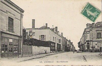 CHEMILLE Rue Nationale