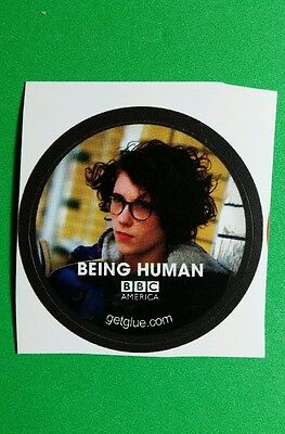 "Being Human Ellie Kendrick Alis Bbc Photo Tv Small 1.5"" Getglue Get Glue Sticker"