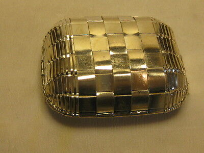 European Sterling Silver Basket from Portugal