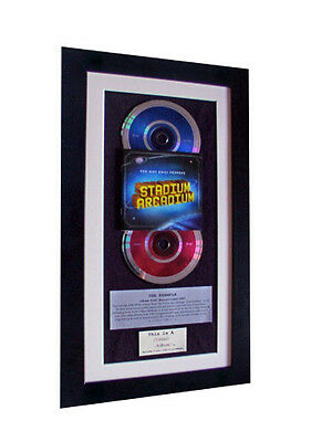 RED HOT CHILI PEPPERS Stadium Arcadium CLASSIC CD FRAMED+EXPRESS GLOBAL SHIPPING