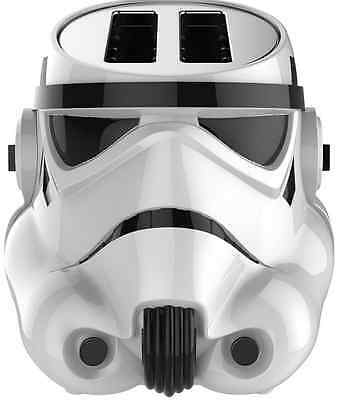 Disney Automatic Star Wars Stormtrooper breakfast kitchen bread Toaster Limited