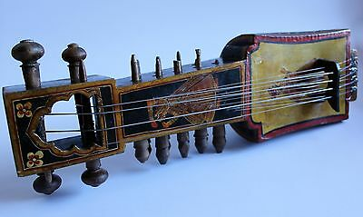 Sarangi  Saranghi Strumento Indiano - Indian Musical Instrument