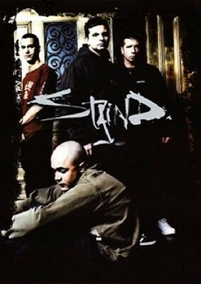 STAIND Textile Poster Flag