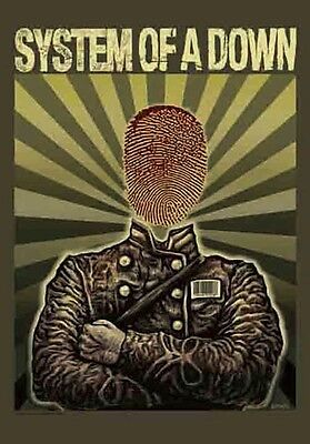 System of a down soldier Textile Poster Flag