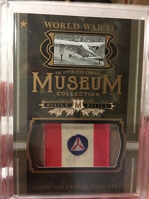 Civil Air Patrol Insignia World War Ii 2 2016 Goodwin Champions Museum Relic