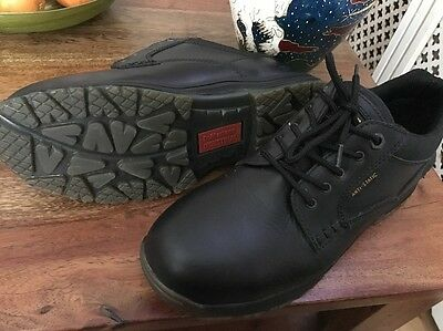 Dr Martins Industrial Steel Toe Cap Boots Size Uk 8