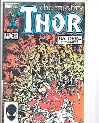 The Mighty Thor 344 First Malekith Dark World Movie Marvel