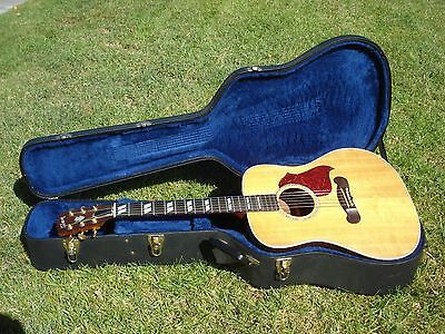 Gibson Songwriter Deluxe Acoustic Electric Guitar Martin Ebony Fingerboard