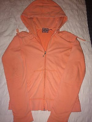JUICY COUTURE Girls Hoodie Size S