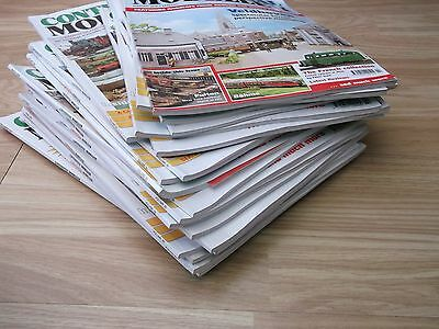 Over 20 Continental  Modeller Magazines  (cash on collection only)
