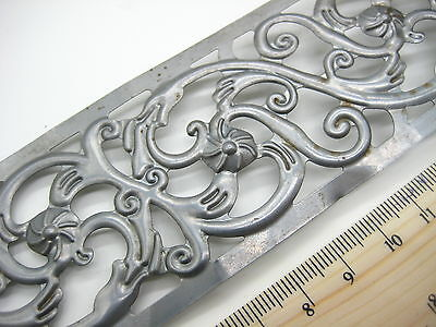 METAL TRIM RIBBON Lace Ironworks Embossed Mixed media Miniatures #14
