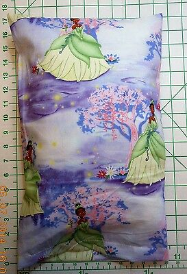 PRINCESS VINE in green Small Pillow Case with Travel - Toddler Pillo