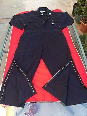 Carhart FR Fire Resistant Retardant Coveralls Workwear- Pre-owned- FREE Shipping