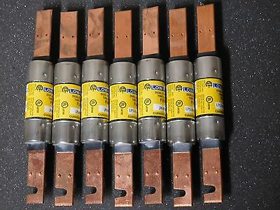 BUSSMANN * LPS-RK-100SP * 100A Low Peak Time Delay Fuse * (LOT OF 7) * (NEW)