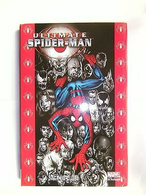 "comics marvel deluxe ULTIMATE SPIDER-MAN N°9  ""la saga du clone"""