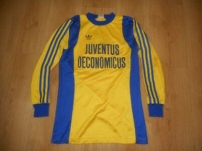 ADIDAS  RETRO VINTAGE 80's  MEN SHIRTS SIZE M  MADE IN WEST GERMANY