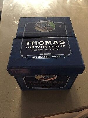 Thomas The Tank Engine Books (Box Set 10)