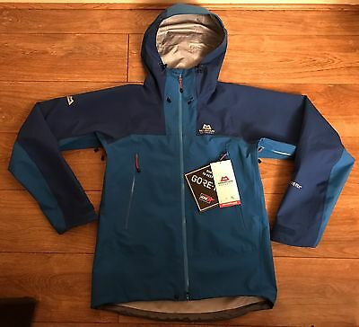 Mountain Equipment Rupal Mens Gore Tex Jacket L Brand New With Tags Costs £250
