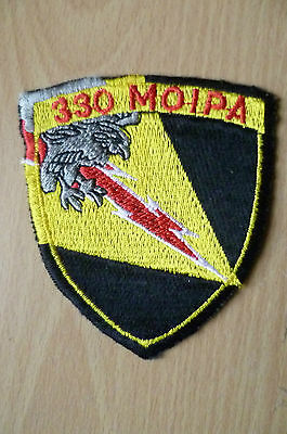 Patches: 330 MOIPA PATCH (NEW, apx.9x8 cm)