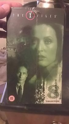 X-Files Season EIGHT Boxed Set VHS NEW UNOPENED