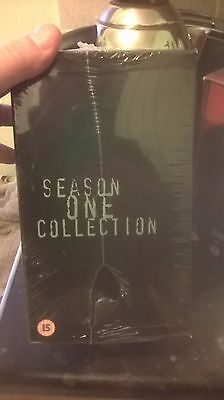 X-Files Season ONE Boxed Set VHS NEW UNOPENED