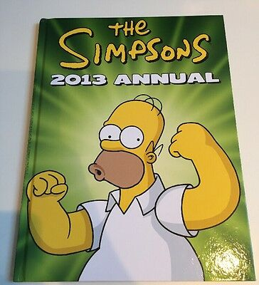 The Simpsons Annual 2013