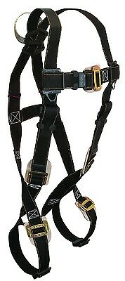 FallTech Arc Flash Electrician Fall Protection Body Safety Harness X-Large XL