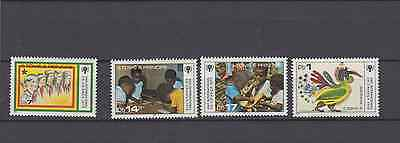 St Thomas & Prince Island 1979 Year Of The Child Set Mint Never Hinged