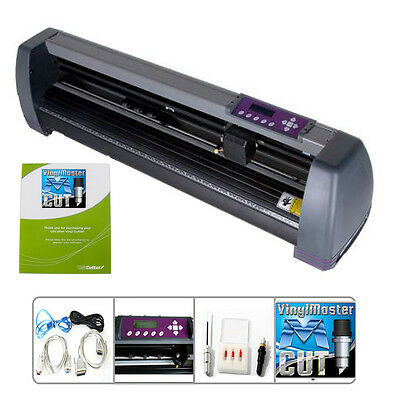 "28"" MH Series Vinyl Cutter/Plotter, Make Signs Decals Stickers Banners - Refurb"