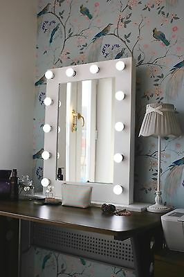 Hollywood Make up Mirror with 12 LED Lights