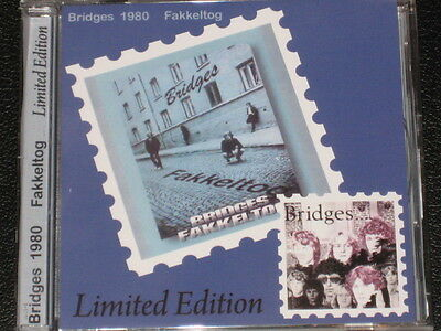 Bridges 1980 Fakkeltog + Special A-Ha Bonus Very Rare 23 Tracks Cd Edition New