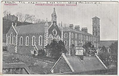 Irish Postcard. Presentation Convent, Youghal. County Cork.  Mailed 1904