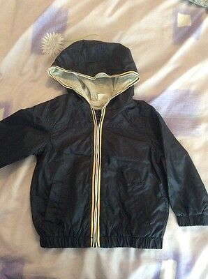 baby boy shower proof jacket 6-9 month