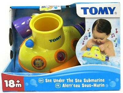 TOMY See Under The Sea Submarine - NEW
