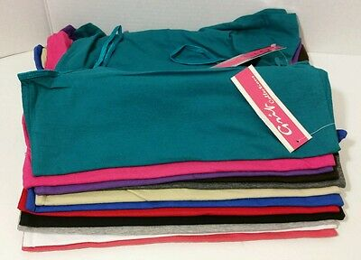 Cami Tank Top Shaper Grip Collections  Lot 12 Pack Medium Adj Strap NEW