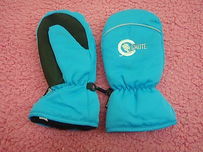 thinsulate snow mittens childrens size m boys or girls