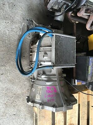 Ford Fg Xr6 Zf 6 Speed Automatic Transmission - 8R297000Ac - Non Turbo